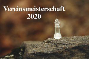 Vereinsmeisterschaft 2020